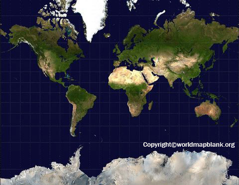 Accurate Map of World